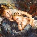 قصص وعبر مؤثرة قصة المرأة الفقير وطفلها