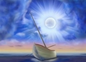 القارب العجيب