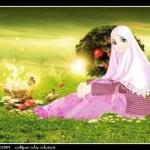 قصص مضحكة عن البنات :الملك والزعتر والشطة