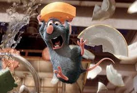 قصة عجوز والفأر الرحيم-1