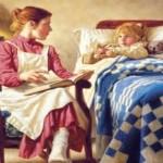 قصة قبل النوم للاطفال العصفور الصغير وبيضة الدجاجة