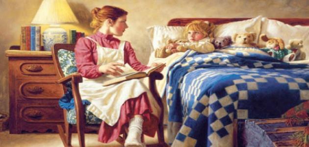 إبراهيم والرجل العجوز قصة وفاء جميلة جدا للأطفال