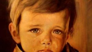لماذا تبكي يا بني