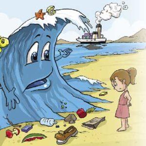 قصة عن البحر للاطفال جميلة جداً ومفيدة للطفل من عمر 5 سنوات حتي 12 سنة