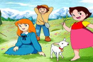 قصة هايدي فتاة الجبل مكتوبة كاملة من اجمل قصص الانمي للاطفال
