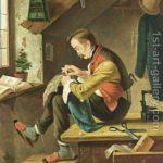 قصة صانع القماش جميلة جداً تعبر عن خلق النجاح من الازمات والصعاب