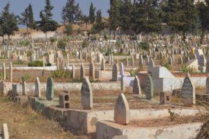 قصة عفريت المقبرة مخيفة جداً جداً اتحداك تدخل مقابر بمفردك بعد قراءتها