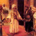 قصة السلطان وشارب الخمر