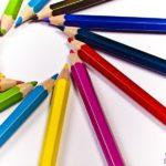 قصة الألوان المغرورة للكاتبة رفاس فتيحة