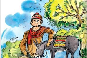 قصة القاضي العادل والحمار الأصيل قصة جميلة للأطفال معبرة ومفيدة بقلم: رولا عبيد