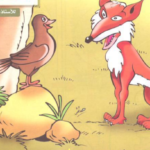 قصة الثعلب واليمامة قصة جميلة للأطفال بقلم : مجدي محمود الفقي