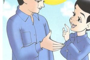 قصة الناصح الصغير بقلم : منال البهنساوي قصة مفيدة جداً للأطفال