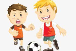 قصة جاسم وكرة القدم من موضوع قصة وحديث بقلم : محمد علي الخطيب