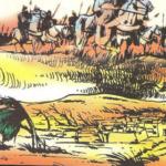 قصة دينية جميلة بعنوان الريح تقتلع خيام الأحزاب