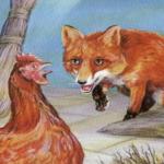 قصة الثعلب الماكر قصة طريفة ومسلية بقلم : نازك الطنطاوي