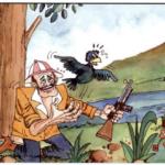 قصة النصيحة الذهبية قصة جميلة من قصص الحيوانات المسلية فيها حكمة رائعة