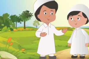 قصة الأم الحكيمة قصة معبرة للأطفال من موضوع أقرأ وتعلم بقلم : بسمة سامي كمال