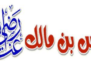 قصة سيدنا أنس بن مالك خادم النبي صل الله عليه وسلم