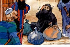 اليهود يخونون عهد الله ورسوله صلي الله عليه وسلم