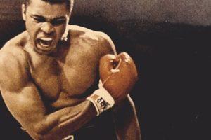 محمد على كلاي الملاكم الشجاع