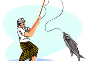 قصة الصياد والملك قصة ذكاء مثيرة ورائعة