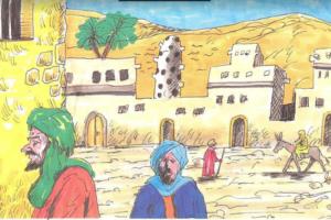 قصة الكنز الخفي قصة جميلة وردت في حديث رسول الله صلي الله عليه وسلم