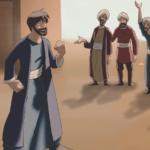 سر الدواء العجيب قصة رائعة من قصص الصحابة بقلم : رهف أبو شعر