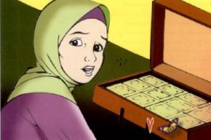 مسرحية قصيرة للأطفال بعنوان رمضان كريم من تأليف : محمود محمد كحيلة
