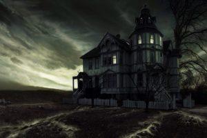منزل جدي قصة رعب جيدة ومخيفة