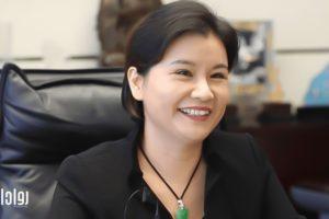 زوو كنفي نموزج نجاح من ضواحي الصين الى اغني امرأة في الصين