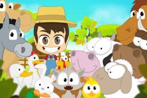 الرجل الذي يكلم الحيوانات قصة جديدة للأطفال