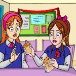 قصة سلوي وشطيرة الجبن قصة مفيدة للأطفال عن حب الخير