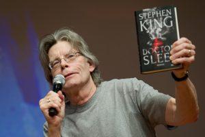 ملك الرعب ستيفن كينج قصص نجاح