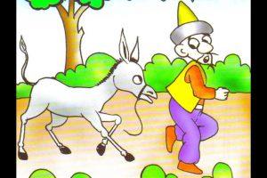 قصص اطفال خمس سنين قصة جحا وحماره