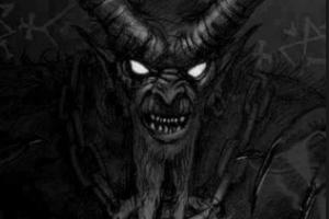 اقوى قصة رعب مخيفة جدا نسل الشيطان الجزء الثامن