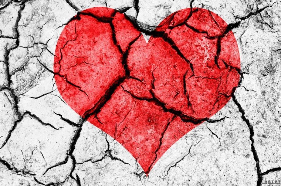 قلب مجروح - قصص واقعية