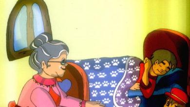 حكايات جدتي قبل النوم