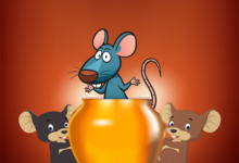 الفئران الثلاثة