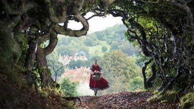 قصة الفتاة وشيطانا الغابة