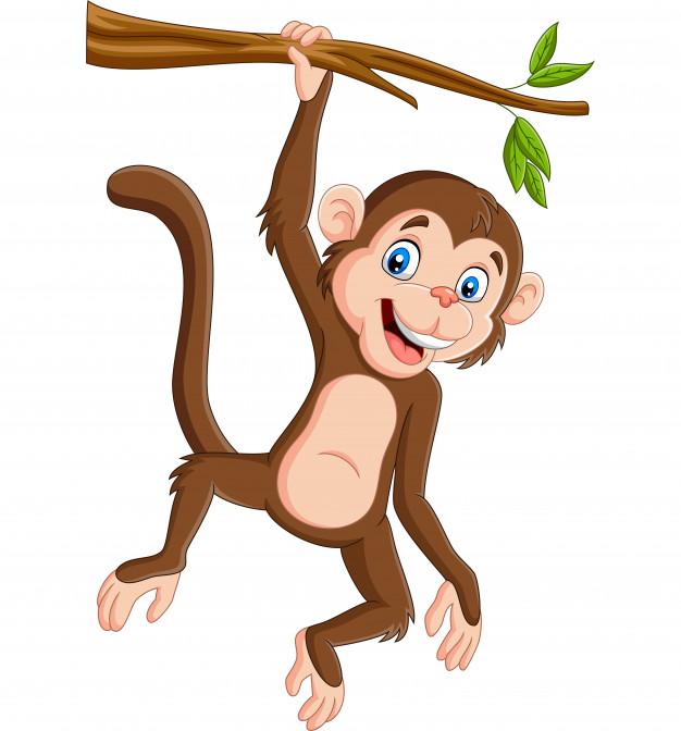القرد الغاضب قصة جميلة للأطفال قبل النوم بقلم منى حارس