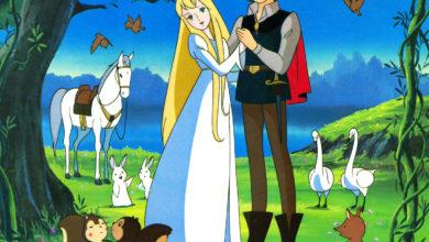 قصص عالمية الأميرة الهاربة
