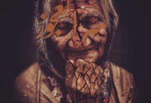 سر جدتي العجوز