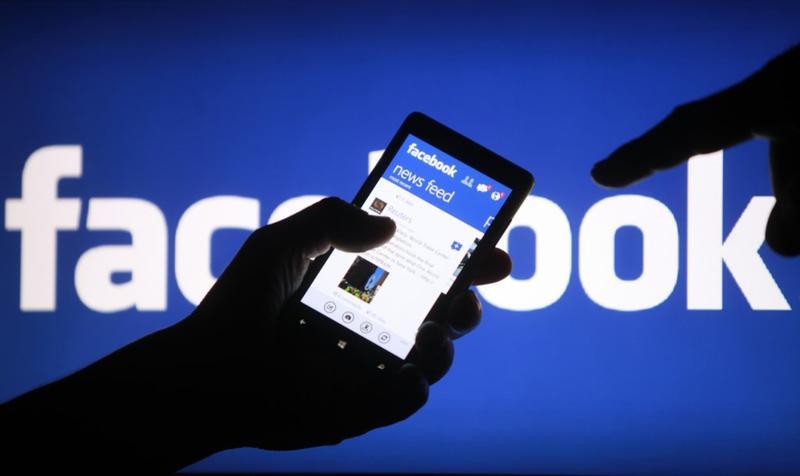 فيس بوك.