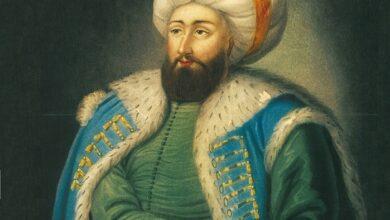 السلطان محمد الفاتح .
