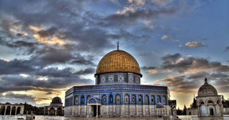 قصة القدس الشريف