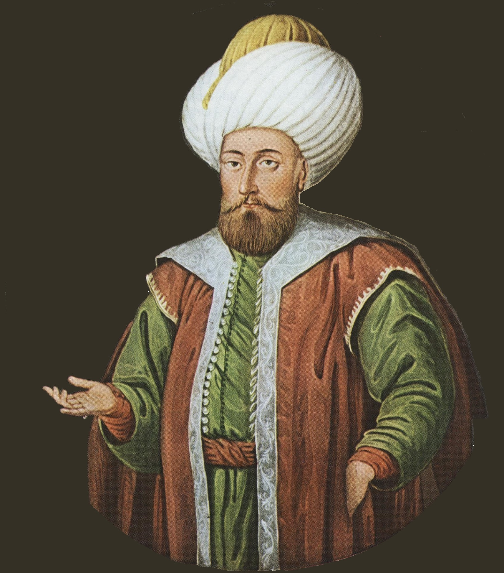 السلطان مراد الأول .