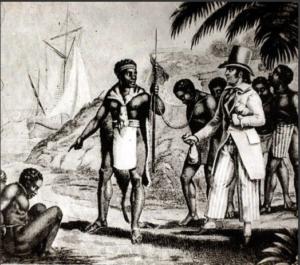 أختطاف العبيد