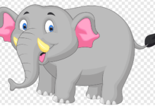 الفيل الأناني