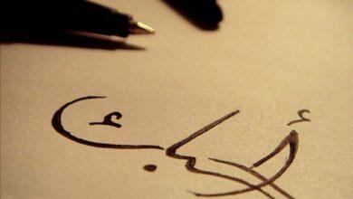 أحبك.