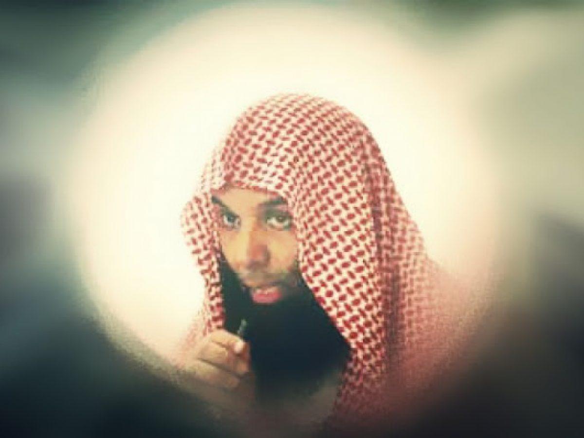 """الداعية الإسلامي """"خالد الراشد""""."""